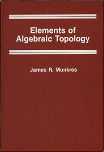 Buy Elements Of Algebraic Topology Book Online at Low Prices