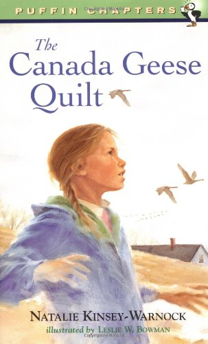 The Canada Geese Quilt (Puffin Chapters) - Geese Quilt