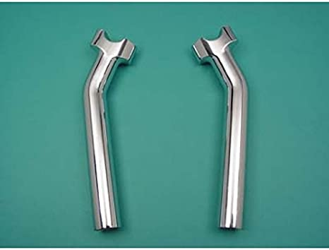 V-Twin Manufacturing Offset Handlebar Riser Set 25-2131