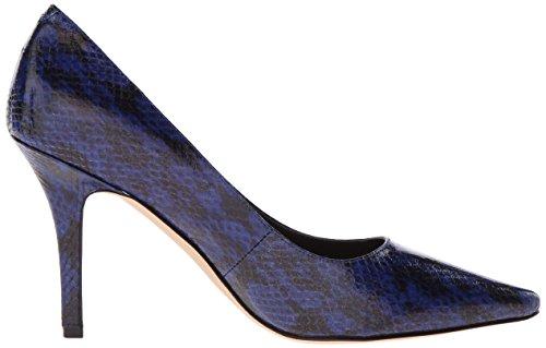 Bomba vestido sintético Nine West Jackpot Blue Python