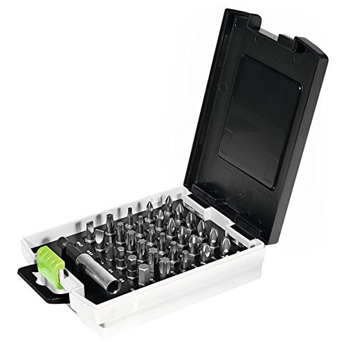 Festool BIT/BH-SORT/31x Bit Cassette - Multi-Colour