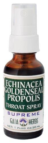 Echinacea/Gold/Propolis Spray 1 Ounces