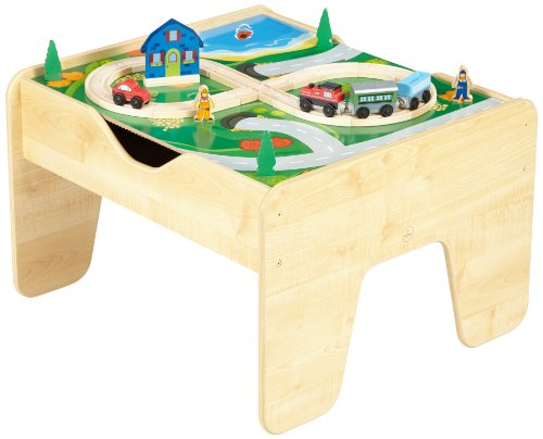 Wooden Activity Tables