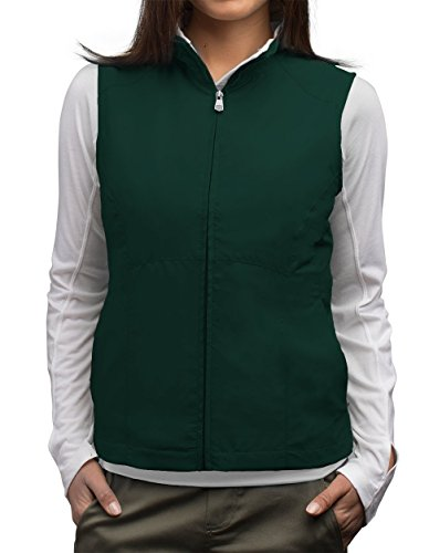 SCOTTeVEST Women's Travel Vest - 17 Pockets Travel Clothing HGN S by SCOTTeVEST