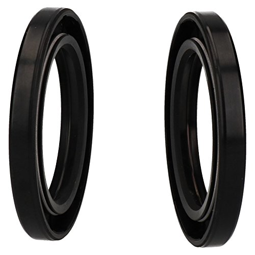 AB Tools 2 Trailer Bearing Hub Metric Oil Seal ID 42mm x OD 62mm x W 7mm Rubber Sprung by AB Tools (Image #2)