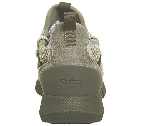 Cortica Rapide Cortica Knit Sand Trainers Rapide YT7pqq