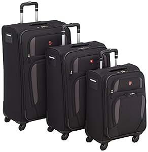 Wenger - Juego de maletas Negro 89.0 L W7353SET-21