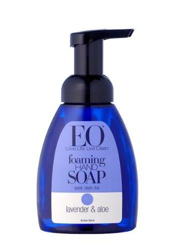 Econugenics EO Foaming Hand Soap, Lavender & Aloe, 8.5-Ou...