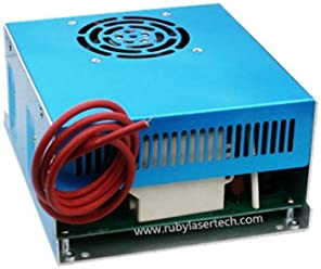 AC 110-220V input 40W CO2 laser power supply for 700-850mm 40-
