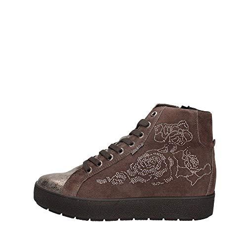 Soft Foncé Chaussures 89961 Femmes Enval 00 De Espadrilles Gris AdFFSn ec4acaabf99