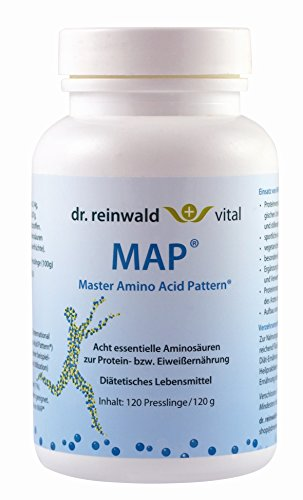 Dr. Pure Forest Master Amino Acid Pattern Map, 120g