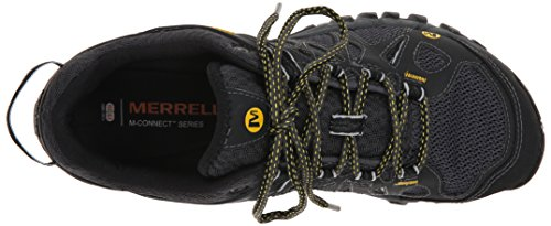 Merrell Men's All Out Blaze Aero Sport Hiking Water Shoe, Black, 7 M US by Merrell (Image #8)