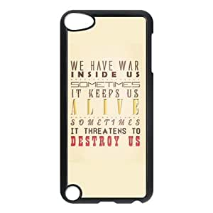 Divergent DIY Cover Case for Ipod Touch 5,Divergent custom cover case