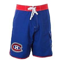 Montreal Canadiens Crossbar Boardshorts
