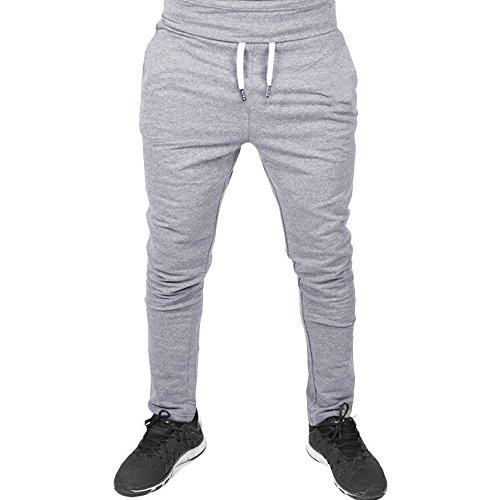Jogging Hiver Mode Pants Sweat Serrage Pantalons Coton Chic De Patchwork Confortable Cordon Survêtement Homme Cher Pas Hommes Gris Travail Mcys Automne Sport Élastique Pantalon wFvX4qx