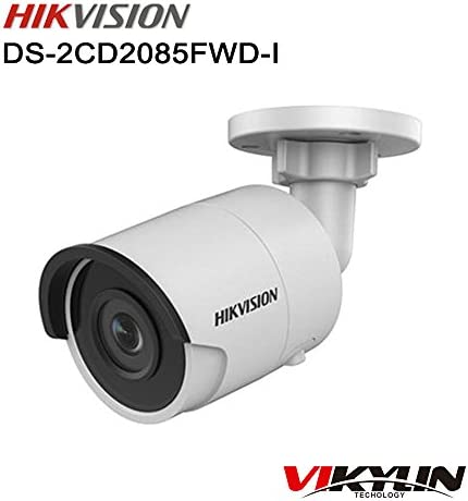 Hik 8mp Cctv Camera Updateable Ds-2cd2085fwd-i Ip Camera High Resoultion Wdr Poe Bullet Security Camera With Sd Card Slot Security & Protection