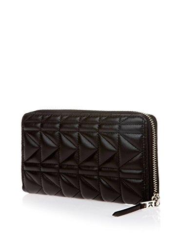 Karl Lagerfeld, Poschette giorno donna nero nero