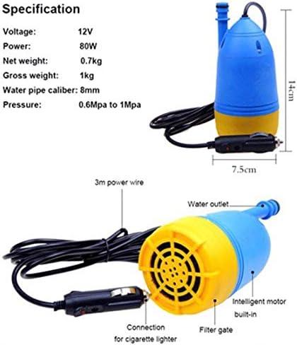 CHEJIEBA - Lavadora eléctrica portátil para el hogar y el Coche ...
