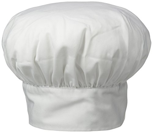 (Dickies Chef Traditional Hat, White, One)