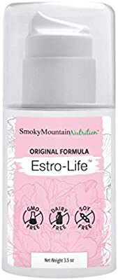 (Bioidentical) Estrogen Estriol Cream. Supplements 175mg of USP Micronized, Bio-Identical Estriol- 3.5oz Pump. For Women during Menopause. Weight Loss, Vaginal Dryness, Wrinkles & PCOS