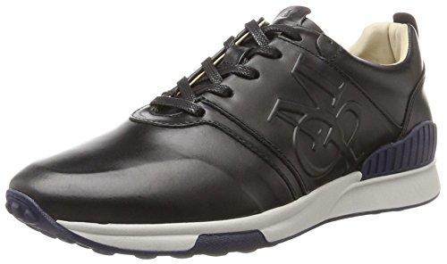 Marc OPolo Sneaker 70723733502104, Scarpe Basse Uomo Nero (Nero)