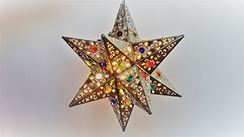 Tin Star Lights Outdoor