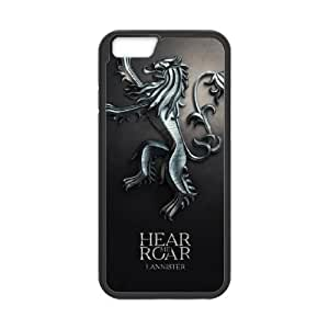 iPhone 6 4.7 Inch Cell Phone Case Black lanister logo games of thrones wallpaper logo 803779922 1 T7M8DX