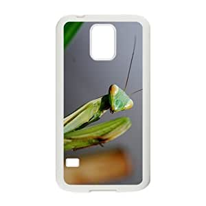 Green Mantis Hight Quality Plastic Case for Samsung Galaxy S5 by Maris's Diary