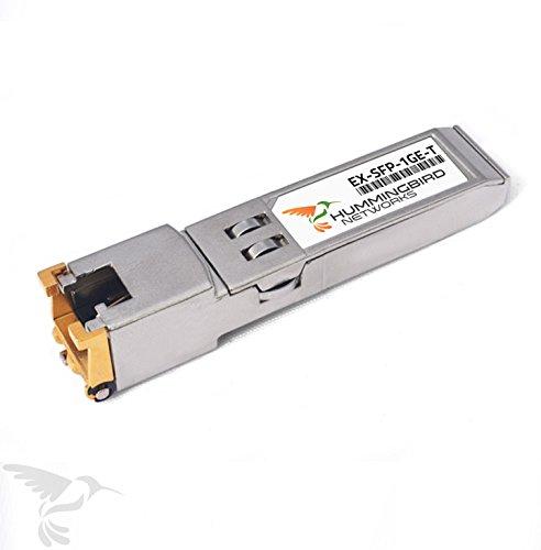 EX-SFP-1GE-T Compatible Juniper SFP - Copper SFP - SFP 1000Base-T
