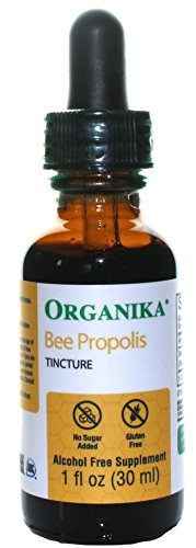 Bee Propolis Tincture by Organika (Alcohol Free) Liquid - 30 ml