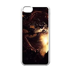iphone5c phone cases White FULLMETAL ALCHEMIST fashion cell phone cases HYTE5041840