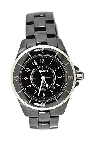 Chanel J12 Automatic-self-Wind Female Watch H0682 (Certified Pre-Owned)