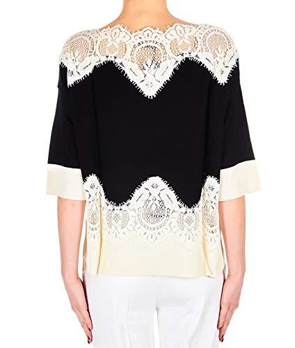 set 191tt303203710 Twin Femme Noir shirt T Coton W2HEDI9