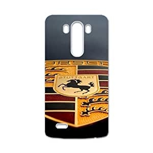 Personal Customization Porsche sign fashion cell phone case for LG G3