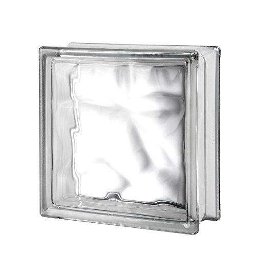 - 8x8x3 Nubio Glass Block
