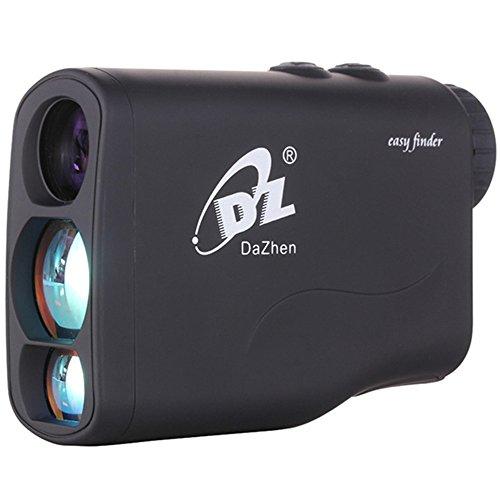 DaZhen Hunting Rangefinder Laser Range Finder 650 Yard Golf