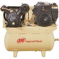 30 Gallon 14 HP Gas Drive Air Compressor - Kohler Engine