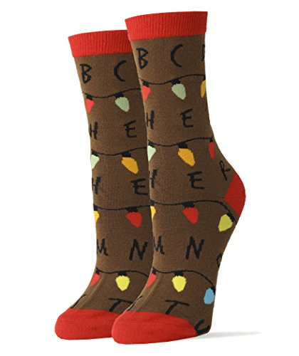 Oooh Yeah Socks ! -Womens Crew Stranger things