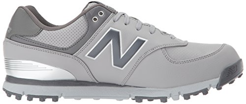 Pictures of New Balance Men's 574 SL Golf Shoe White Large 3