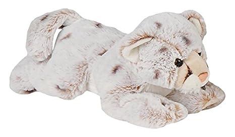 Histoire dOurs - Peluche de leopardo de las nieves Talla:30 cm