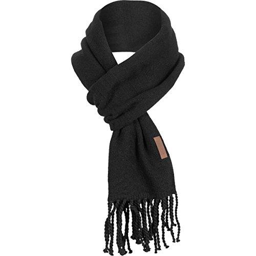 Pendleton Cashmere Scarf Black, One Size by Pendleton