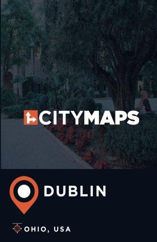City Maps Dublin Ohio, USA