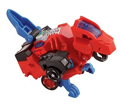 VTech T-Rex Launcher Playset Switch & Go Dinos Turbo for Sale