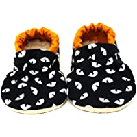 Halloween Eyes Baby Shoes