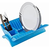Brunner Jumap Compact Dish Drainer (One Size) (Blue)