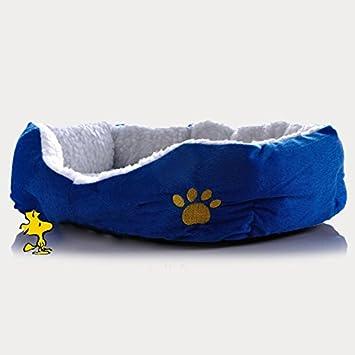 Vlunt Cama para mascotas, cama para perros, adecuado para perro pequeño - 50×40cm: Amazon.es: Productos para mascotas