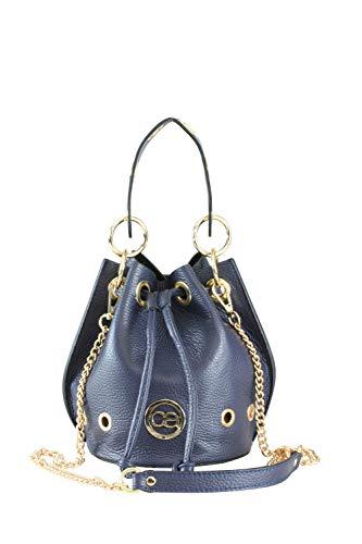 Collezione Femme Marine Pour Sac Bleu Bandoulière Alessandro rPwF7T6r