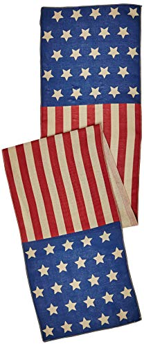 Patriotic Party Table Runner, 72