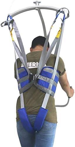Elevación paciente Honda Escalera Corredera Correa Placa transferencia Silla evacuación Subir y bajar escaleras Suministros para discapacidad Equipo médico Transferencia a silla de ruedas silla cama: Amazon.es: Deportes y aire libre