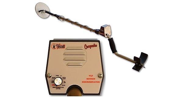 Tesoro Compadre Metal Detector by Tesoro: Amazon.es: Deportes y aire libre